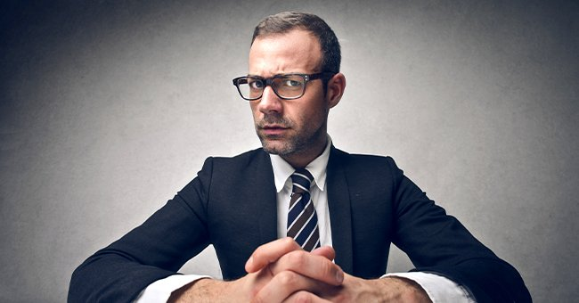 Daily Joke: A Young Man Answered a Want Ad That Was Looking For an Accountant