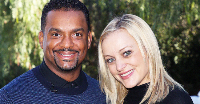 Alfonso Ribeiro's Newborn Daughter Melts Hearts with Her Blue Eyes in New Pics