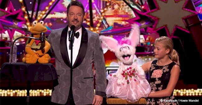 Darci Lynne joins Terry Fator on stage for spectacular sing-off