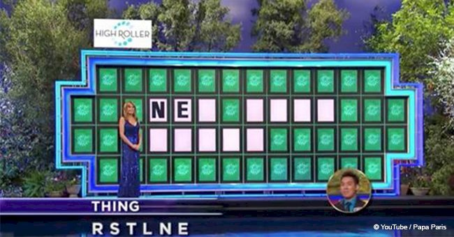 'Wheel of Fortune' contestant solves very hard puzzle with only one guess (video)