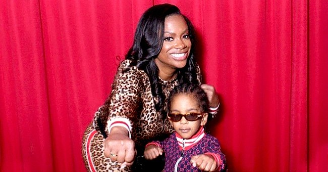 Kandi Burruss Celebrates Son Ace's 4th Birthday with Sweet Message & Cute Photos