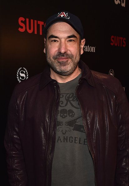 """Rick Hoffman attends the premiere of USA Network's """"Suits"""" Season 5 at the Sheraton Los Angeles Downtown Hotel on January 21, 2016, in Los Angeles, California. 