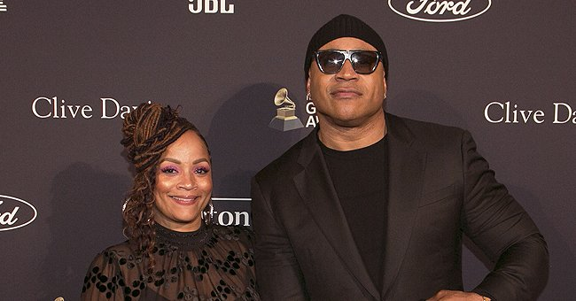 LL Cool J & Wife Simone Smith Show Awesome Decorations & the Cake He Enjoyed on His 53rd B-Day
