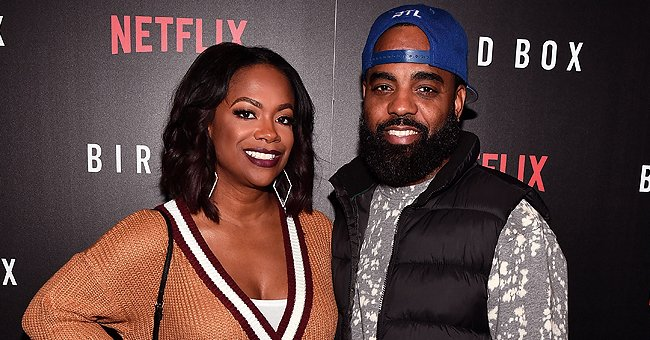 Kandi Burruss' Stepdaughter Kaela Shows Great Dance Moves in Latex Pants & Red Crop Top (Video)