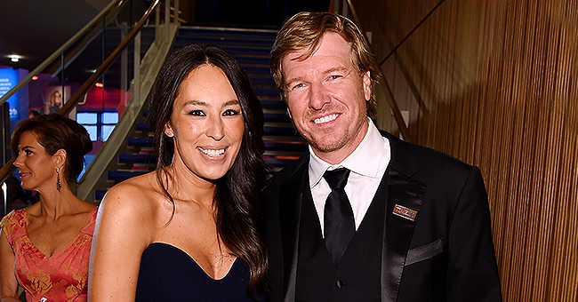 Chip Gaines of 'Fixer Upper' Shares New Video of Little Son Walking between Dad's Legs