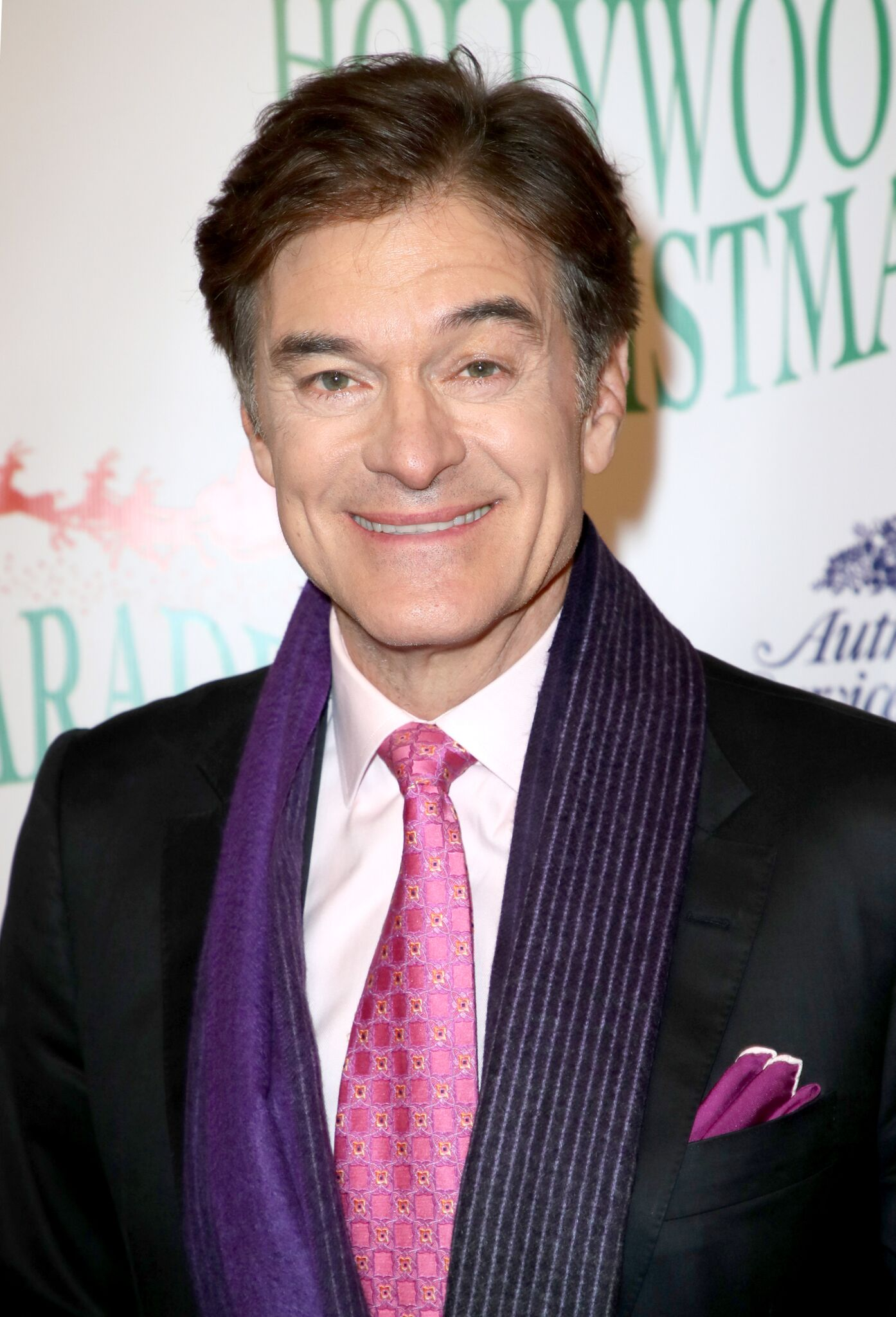 Dr. Oz at 86th Annual Hollywood Christmas Parade - Arrivals  | Getty Images