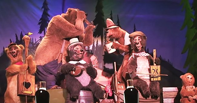 Country Bear Jamboree — Look Back to Story of the Famous Disney Attraction