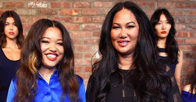 Kimora Lee Simmons' Daughter Ming Shares Appreciation Post for Her Showing Their Striking Resemblance