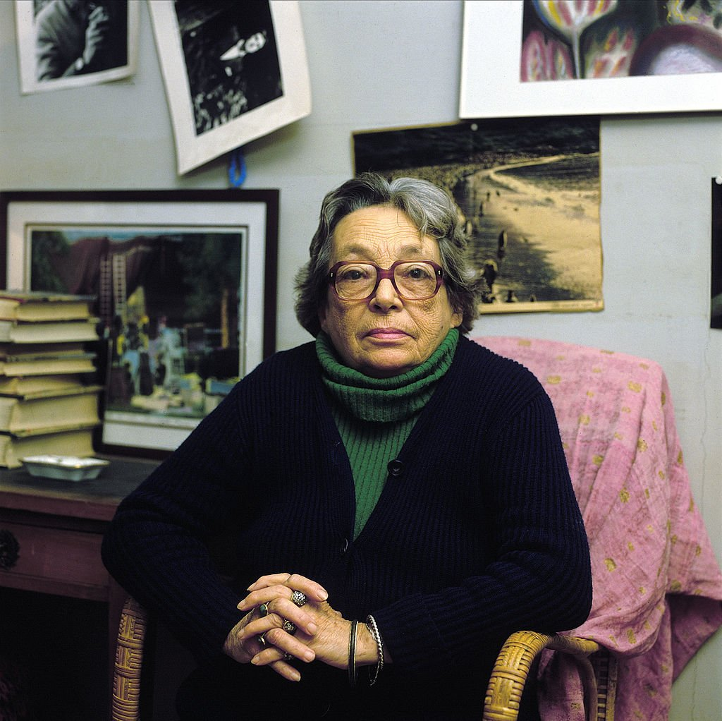 Marguerite Duras. | Photo : Getty Images