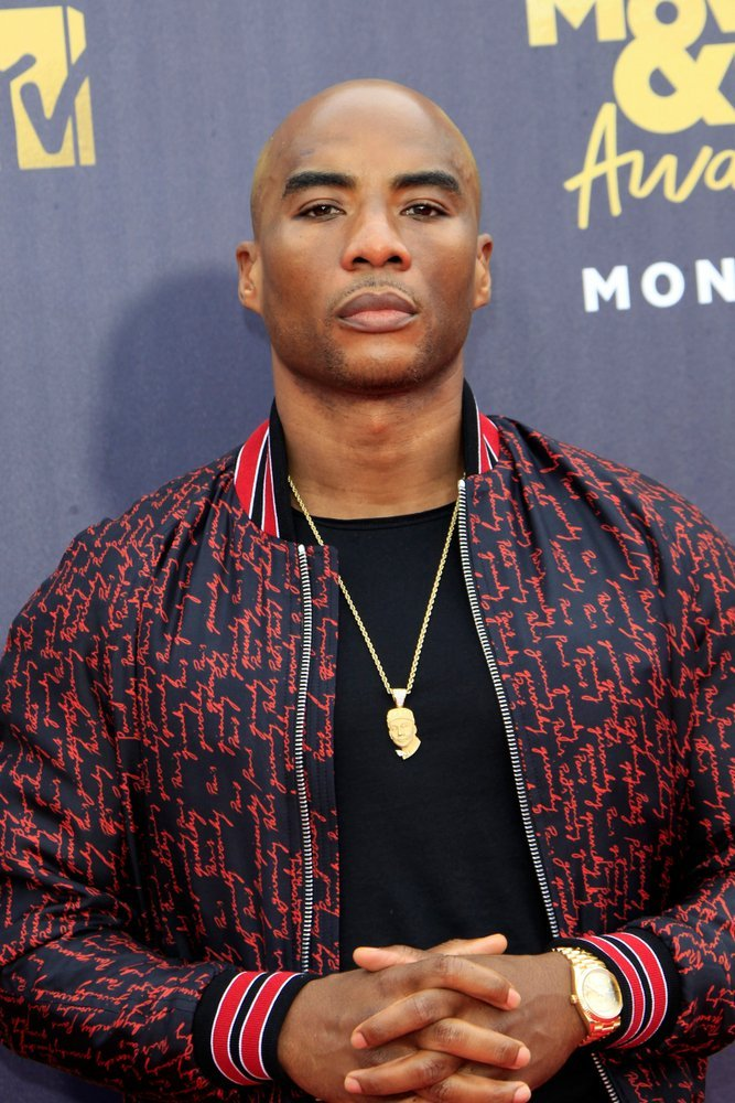 Charlamagne tha God attends the 2018 MTV Movie And TV Awards at Barker Hangar on June 16, 2018 in Santa Monica, California. | Source: Shutterstock