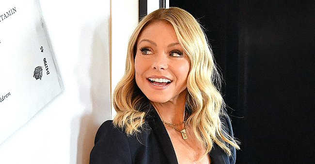 Kelly Ripa Posts Sweet Throwback Snaps of Her Husband Mark Consuelos Ahead of His 50th Birthday