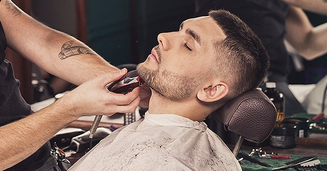 Daily Joke: Man Goes to the Barbershop for a Shave