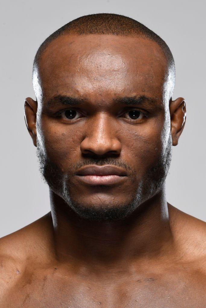 Kamaru Usman poses for a portrait during a UFC photo session on December 11, 2019 in Las Vegas, Nevada. I Image: Getty Images.