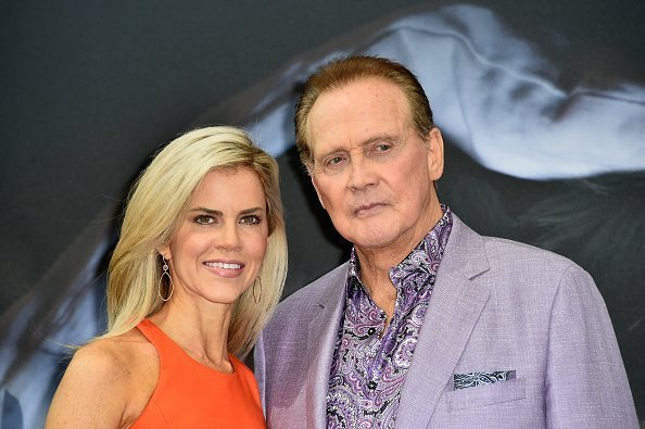 Actor Lee Majors from the TV series ?The Six Million Dollar Man? (R) and wife Faith Majors attend the 55th Monte Carlo TV Festival : Day 4 on June 16, 2015 in Monte-Carlo, Monaco | Photo: Getty Images