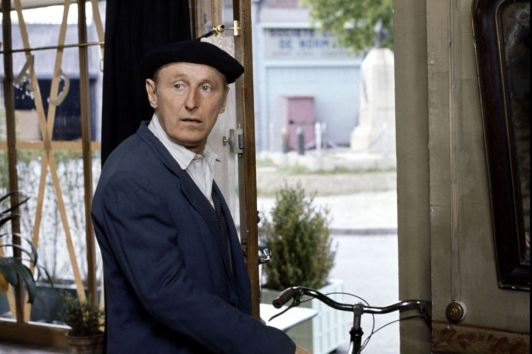 L'acteur, chanteur et humoriste Bourvil | Photo : Getty Images.