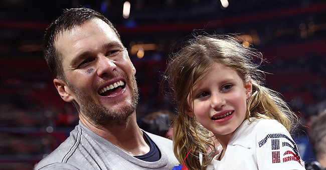 Tom Brady Sparks Backlash after Jumping Off a Cliff with His 6-year-old Daughter Vivian