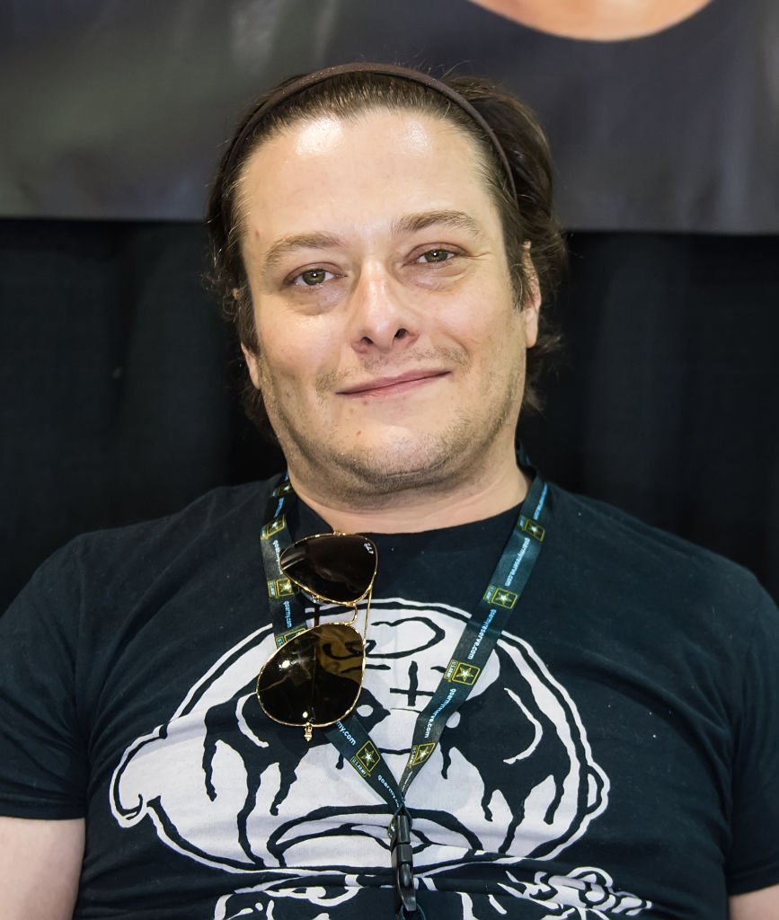 Actor Edward Furlong attends 2019 Wizard World Comic Con at Pennsylvania Convention Center | Getty Images