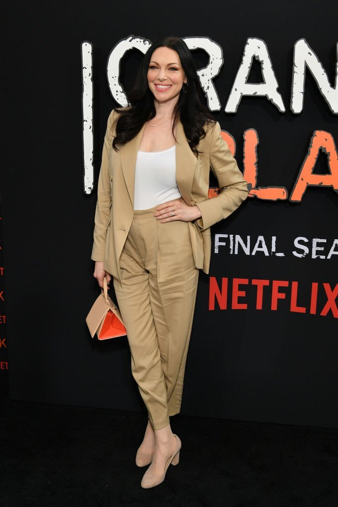 Laura Prepon attends the Orange is the New Black Season 7, World Premiere Screening and Afterparty 2019  | Getty Images