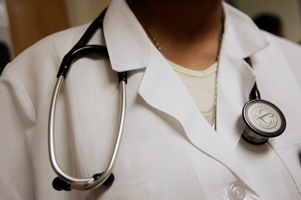 Un médecin. | Photo : Getty Images