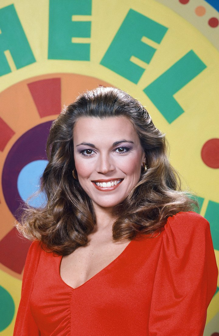 Vanna White. I Image: Getty Images.