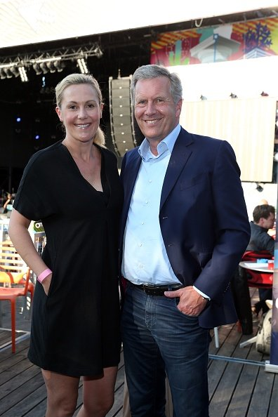 Bettina und Christian Wulff, Sziget Festival 2017, Budapest | Quelle: Getty Images