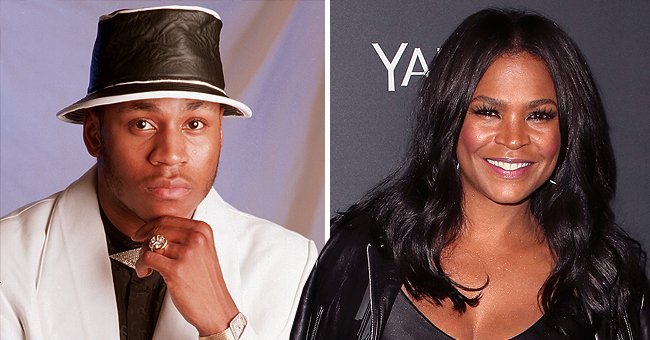 Nia Long Says Her Eldest Son Massai Looks like a Young LL Cool J in This Heartwarming Photo