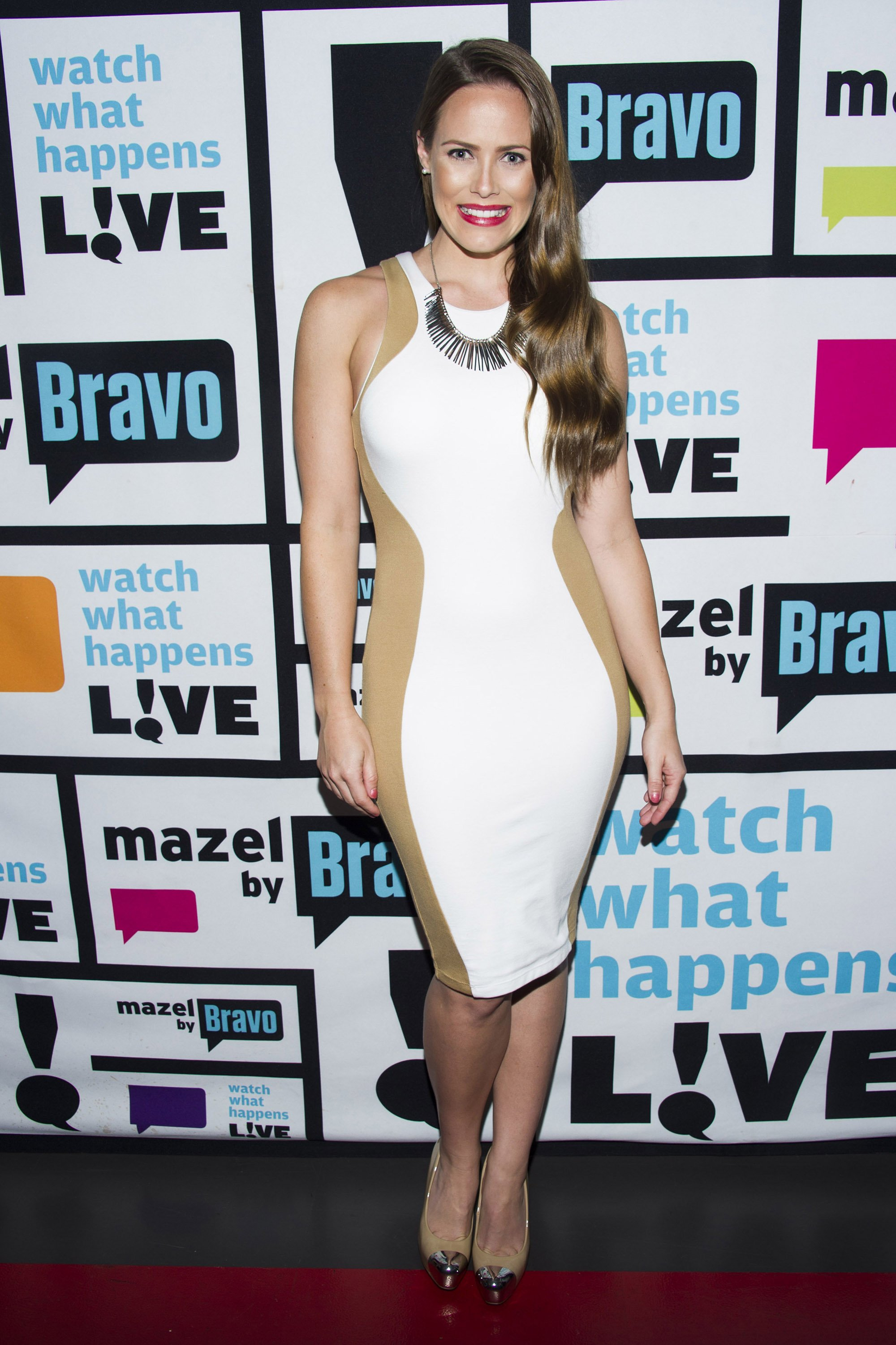 """Kara Keough on season 10 of """"Watch What Happens Live"""" on June 24, 2013