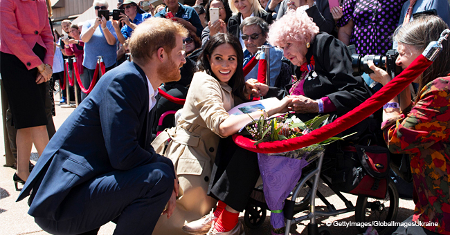 99-Year-Old Widow Receives Warm Birthday Greeting from Prince Harry and Meghan Markle