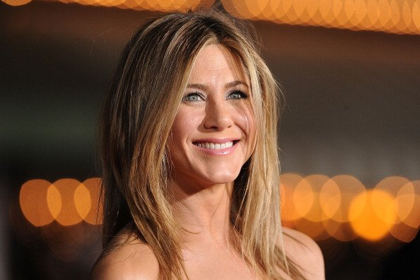 "Jennifer Aniston à la première du film ""Wanderlust"" d'Universal Pictures à Westwood, en Californie. 