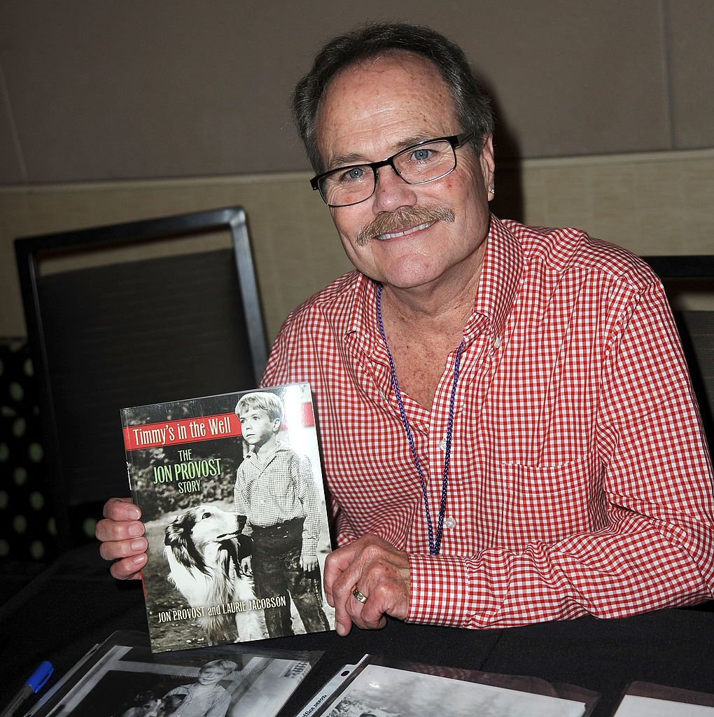 Jon Provost participates in The Hollywood Show  | Getty Images / Global Images Ukraine
