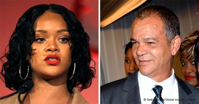 Rihanna sues her own father for exploiting her name without her permission