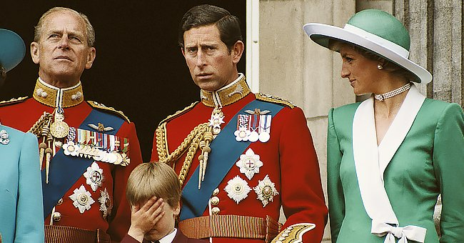 Us Weekly: Prince Philip Was Upset With Prince Charles over His Divorce from Princess Diana