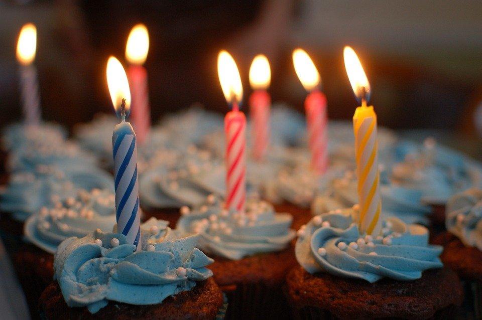 Des gâteaux d'anniversaire   Photo : Pixabay