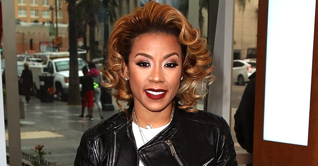 Keyshia Cole's Son Tobias Rocks a Disney Hoodie in Photos — Does He Have Big Eyes like His Mom?
