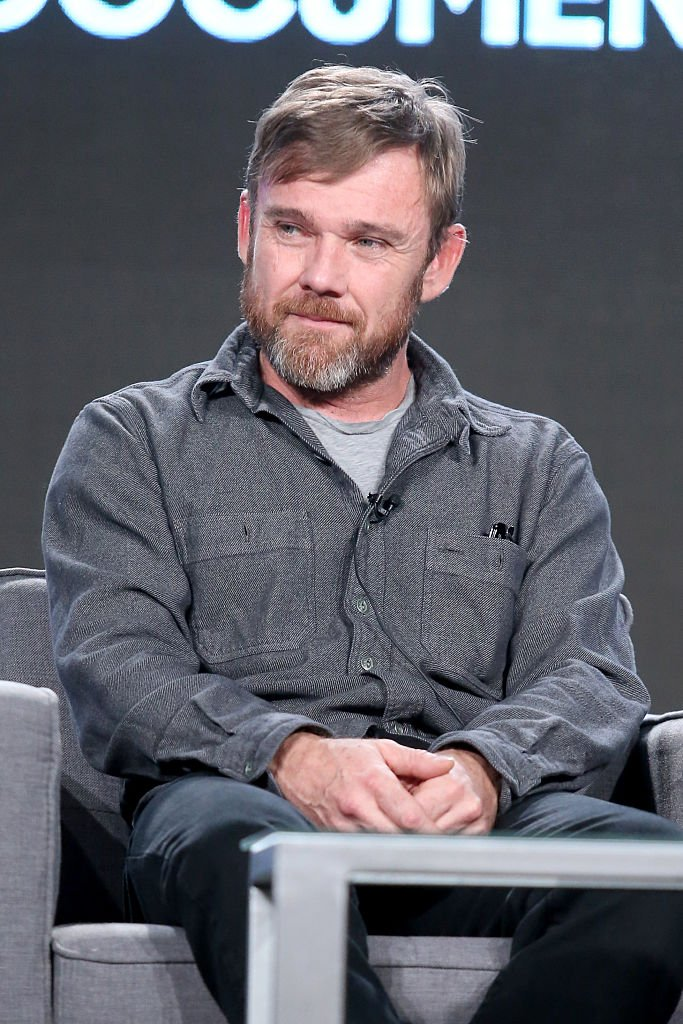Ricky Schroder at 2017 Winter TCA Tour  | Getty Images