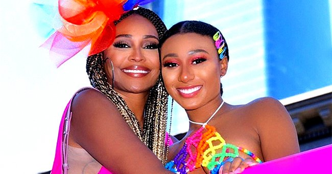 Cynthia Bailey Speaks on Daughter Noelle Getting Hate for Coming Out as Gay