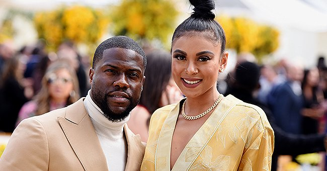 Kevin Hart's Pregnant Wife Eniko Shares a Gorgeous Selfie Flaunting Her Natural Curly Hair
