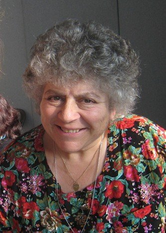 Miriam Margolyes at Collectormania convention in 2008. | Source: Wikimedia Commons