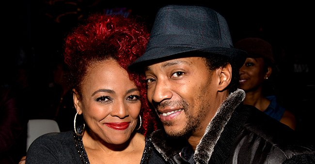 Kim Fields of 'Facts of Life' Celebrates Husband Christopher Morgan's Birthday with a Sweet Tribute