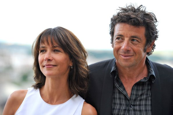 La photo de Sophie Marceau et Patrick Bruel le 22 août 2014 à Angoulême, en France | Source: Getty Images / Global Ukrainey