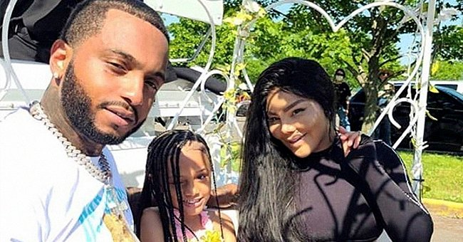 Lil' Kim's Boyfriend Mr Papers Posts Rare Video of Their Daughter Royal 'Training Like a Warrior'