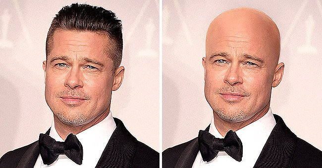 How Celebrities Would Look without Hair