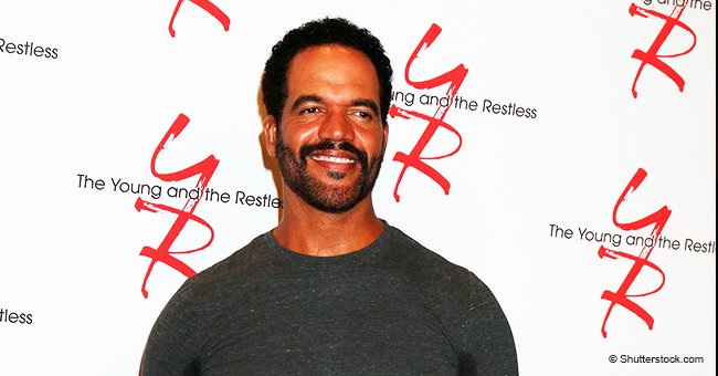 Kristoff St. John filmed at Steve Harvey's show 2 months before his death - episode airs Friday