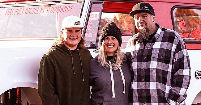 Meet 'Street Outlaws' Star Shawn 'Murder Nova' Ellington's Wife and Son Who Loves Cars like Dad