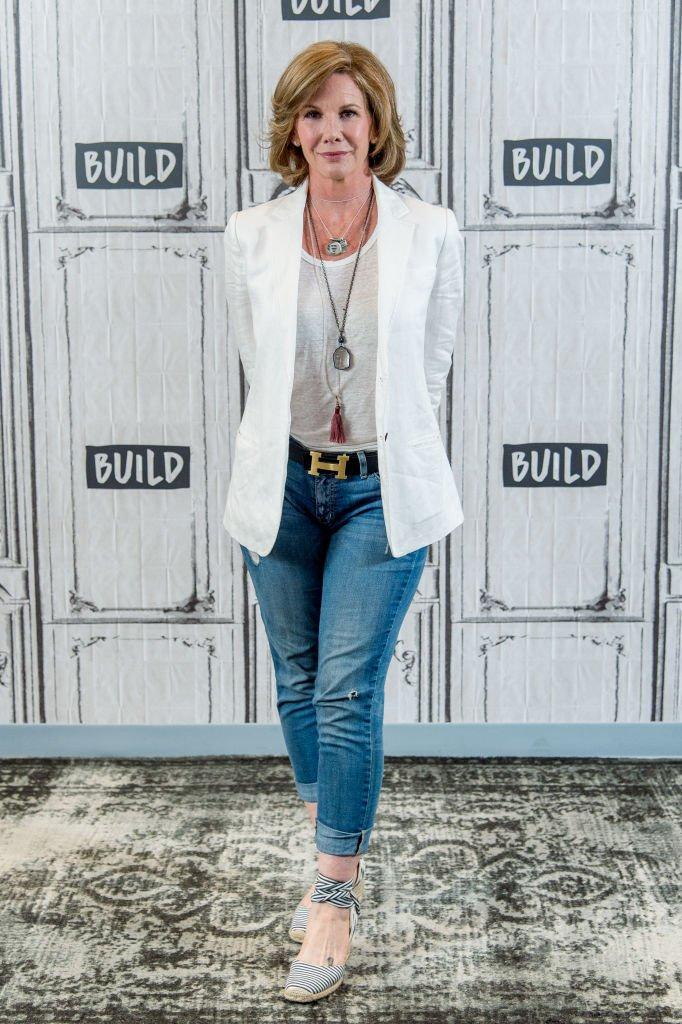 La comédienne Melissa Gilbert en 2017. l Source : Getty Images
