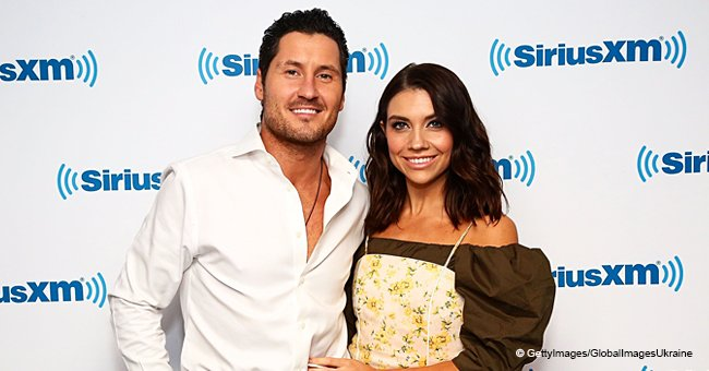 Jenna Johnson Shares Photo in Gorgeous Gown as She Gets Ready to Marry Val Chmerkovskiy