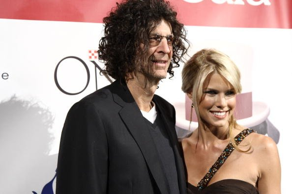 Howard Stern and Beth Ostrosky Stern at Cipriani, Wall Street on November 5, 2009 in New York City | Photo: Getty Images