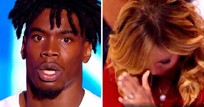 Incroyable talent : Hélène Ségara au bord des larmes après l'histoire d'un homme
