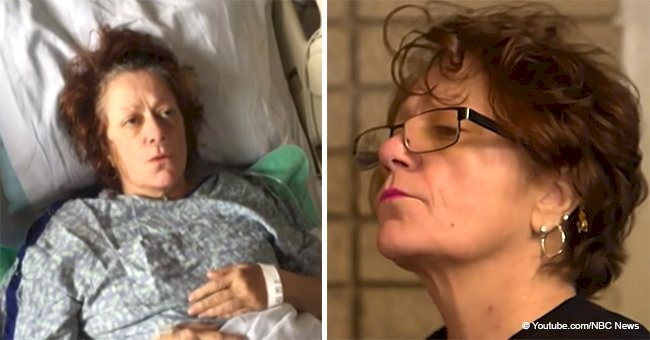 Meet nearly brain-dead mom who woke up after being taken off life support & has nearly recovered