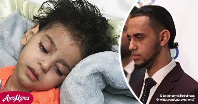 Otorgan permiso para entrar a EEUU a madre que tenía prohibido ver a su hijo moribundo de 2 años